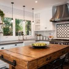 kitchen island chopping block photos hgtv