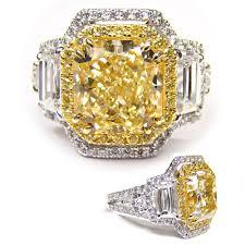 yellow engagement rings fancy pink diamonds yellow diamonds colored diamond and