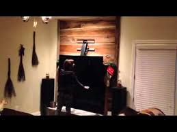 Tv Mount Over Fireplace by Down And Out Mount Over Fireplace For 60 Inch Tv Youtube