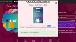 gift cards for free free itunes gift card codes on vimeo