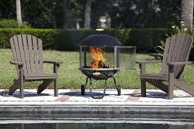amazon com bessemer patio fireplace fire pits garden u0026 outdoor