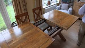 mango wood dining table mango wood dining table youtube