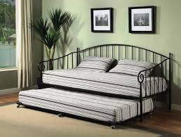 bedroom gorgeous full size daybed with pop up trundle appealing