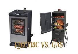 table top electric smoker electric smoker vs gas smoker the house of bbq