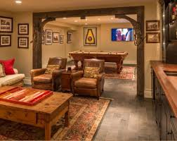 Best Finished Basements Basement Tv Ideas Astounding White Fireplace Tv And Wooden Accent