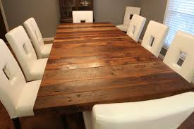 wooden dining room tables awesome barn wood dining room table contemporary liltigertoo com
