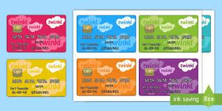 supermarket play debit card cut outs supermarket