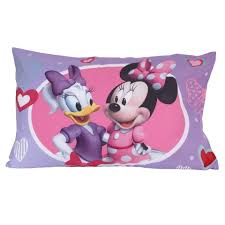 Minnie Mouse Bedroom Set Toddler Disney Minnie Mouse Hearts And Bows 4 Piece Toddler Bed Set Toys