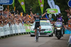 ovo energy tour of britain stage eight worcester to cardiff