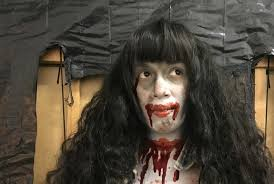 Exorcist Halloween Costume Art Fear Intimate Masks
