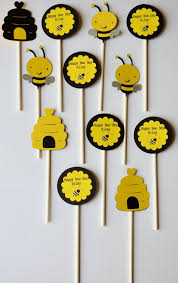 bumble bee cake toppers 173 best party bee theme images on bee party bee