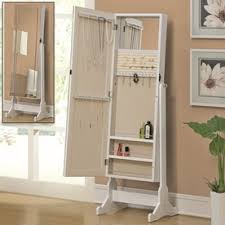 Girls Jewelry Armoire Shop Jewelry Armoires At Lowes Com