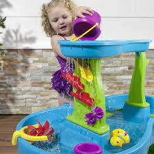 Water Table Toddler Win Step 2 Rain Showers Water Table Us Ends 2 28