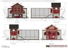 Chicken Coop Floor Plan Home Garden Plans L210 Chicken Coop Plans Construction