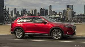 mazda car price in australia news mazda aus cx 9 gets extra features price bump