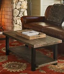Pine Coffee Table Rough Pine Coffee Table L L Bean