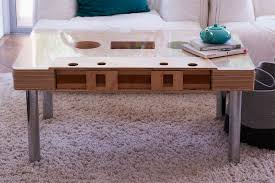 cassette tape coffee table for sale do it yourself cassette table templates and instructions