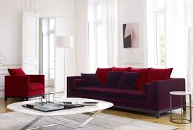 living room with purple sofa set color living room modern cheap
