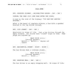 tv commercial script template single vs multi tv sitcom scripts what s the