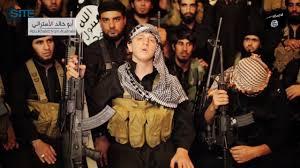 Black Jihad Flag Australian Is Fighter Declares Group Will Fight Until Black Flag