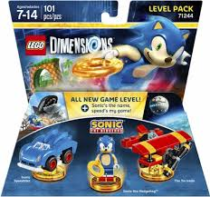 Lego Blind Packs Lego Dimensions Sonic The Hedgehog Level Pack Best Buy