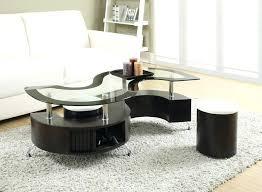 black living room table sets modern living room table sets oasis games