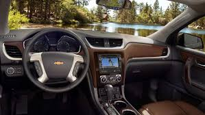 2017 chevy traverse interior doylestown pa fred beans chevy