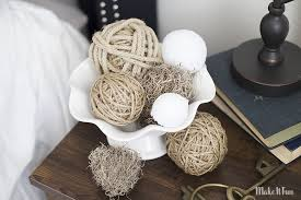 How To Make Decorative Balls Make It Fun Blog Diy Decorative Ball Vase Filler