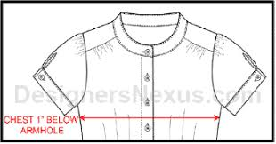how to spec a garment basic points of measure for apparel