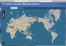 Stone Age World Map by Musa Sjc History