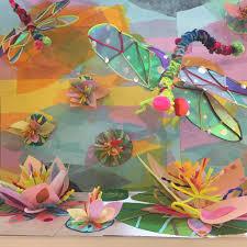 Art And Craft Studio Eeboo Studio Arts And Crafts
