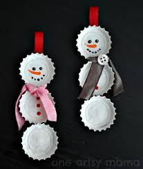 ornaments to make white ornaments nightmare