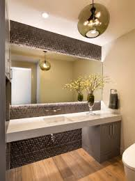 Pendant Light In Bathroom 3 Contemporary Bathrooms With Orb Pendant Lights