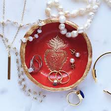 sacred heart jewelry sacred heart jewelry dish maura hernandez