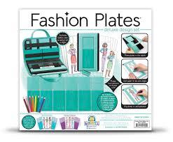 amazon black friday fashion code amazon com fashion plates deluxe kit toys u0026 games