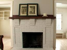 Cleaning Bricks On Fireplace cleaning brick fireplaces video diy