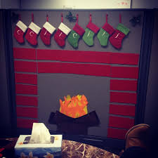 Decorating Ideas For Office At Work North Pole Decorating Ideas We Could Do Something Like This With