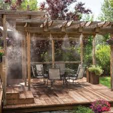 best patio misting system review best reviews 24x7