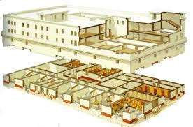 roman insula floor plan casadrec jpg