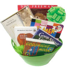 baby baskets creative baby gift baskets with board books in many different