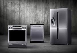 Electronics Kitchen Appliances - samsung u0027s new appliances will make your kitchen look like it u0027s