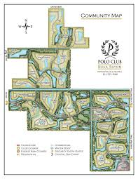 Boca Raton Map Communities Polo Club Of Boca Raton