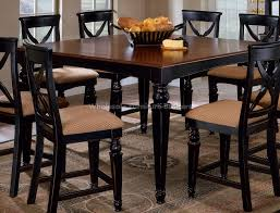 counter height dining table with bench counter high dining table set room ideas dennis futures