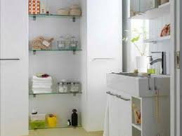 Decorate Bathroom Shelves Bathroom Shelf Ideas Bathroom In Bathroom Shelving Ideas