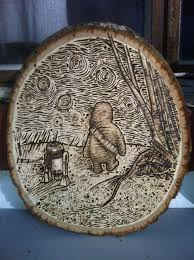 wood for wood burning wookiee the chew by hance wood burning for charity walyou