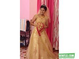 wedding frocks wedding frocks on rent in kochi kochi rentlx india s most