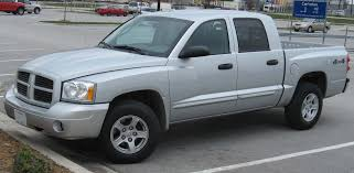 34 stocks at dodge dakota group