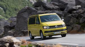 volkswagen california first drive volkswagen california beach top gear