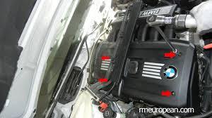 bmw e90 e91 e92 e93 valve cover gasket replacement diy n52n engine