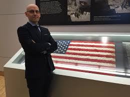 911 Flag Photo Lost 9 11 Flag Recovered With Help Of History Channel Host Who